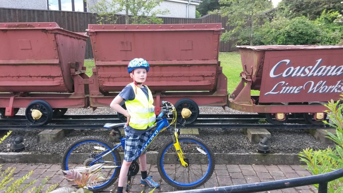 Gorebridge to Dalkeith the LongWay