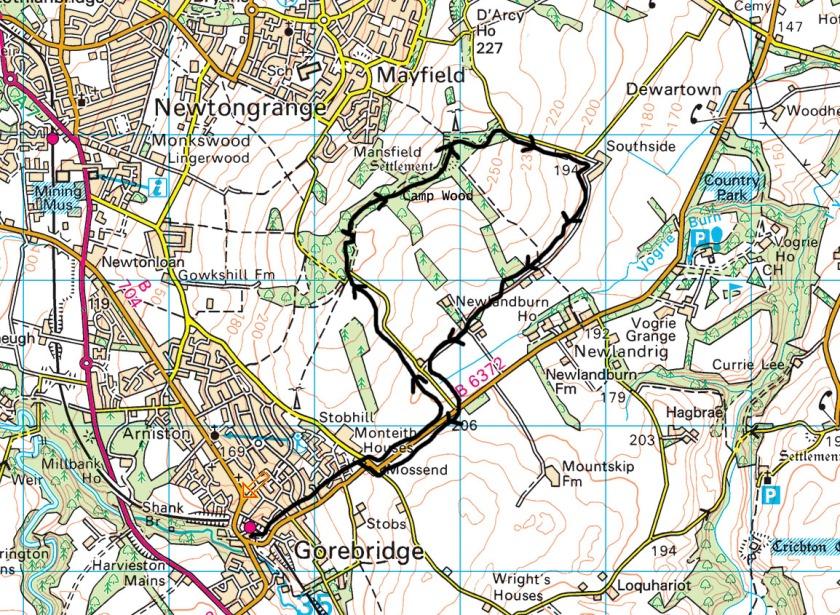 campwood map