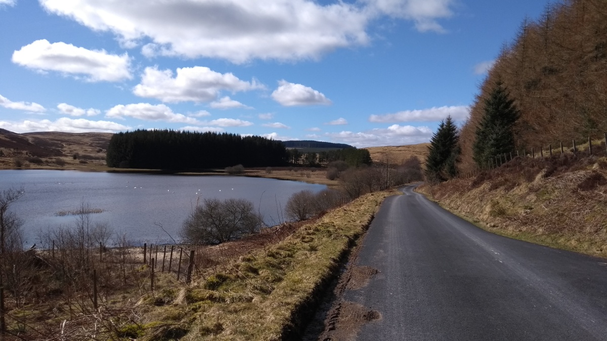 Ettrick Valley Circular Route