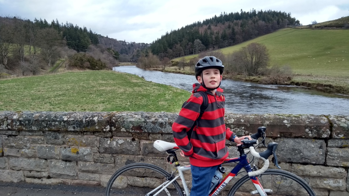 Gorebridge to Tweedbank (volume 3: the longest way yet)