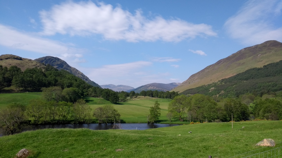 Highland Perthshire Adventure: Glen Lyon, Ben Lawers and LochTay