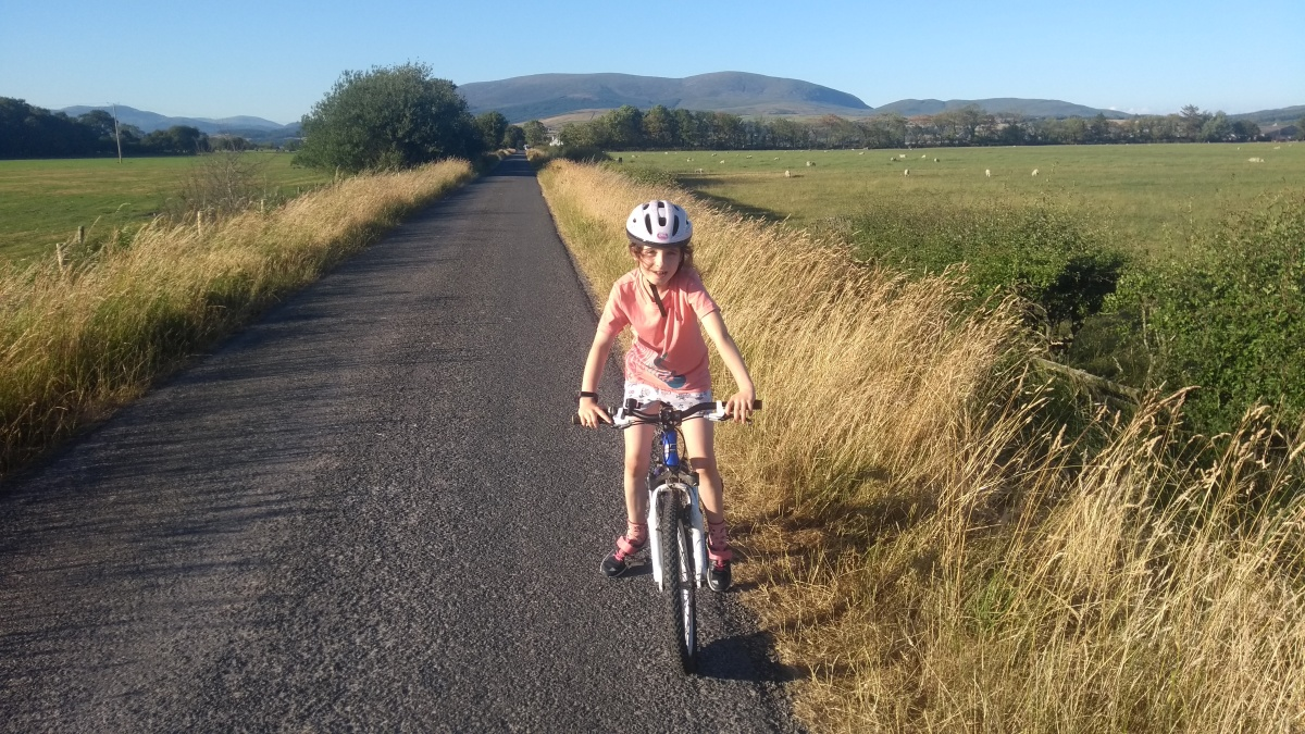 Tour de Galloway day 3 (time trial): Newton Stewart to Wigtown