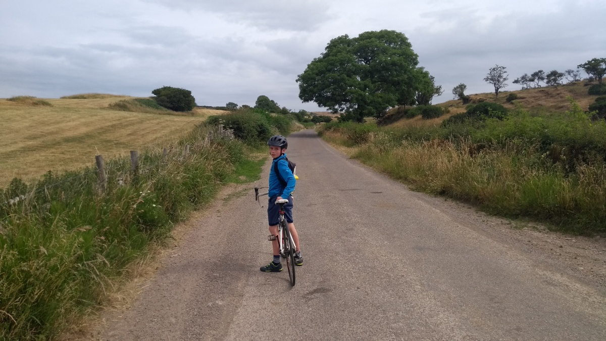 Tour de Galloway day 4: Gatehouse of Fleet to Kirkcudbright